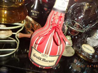 drinks - cava- grand marnier