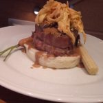 Beef Fillet with carrot